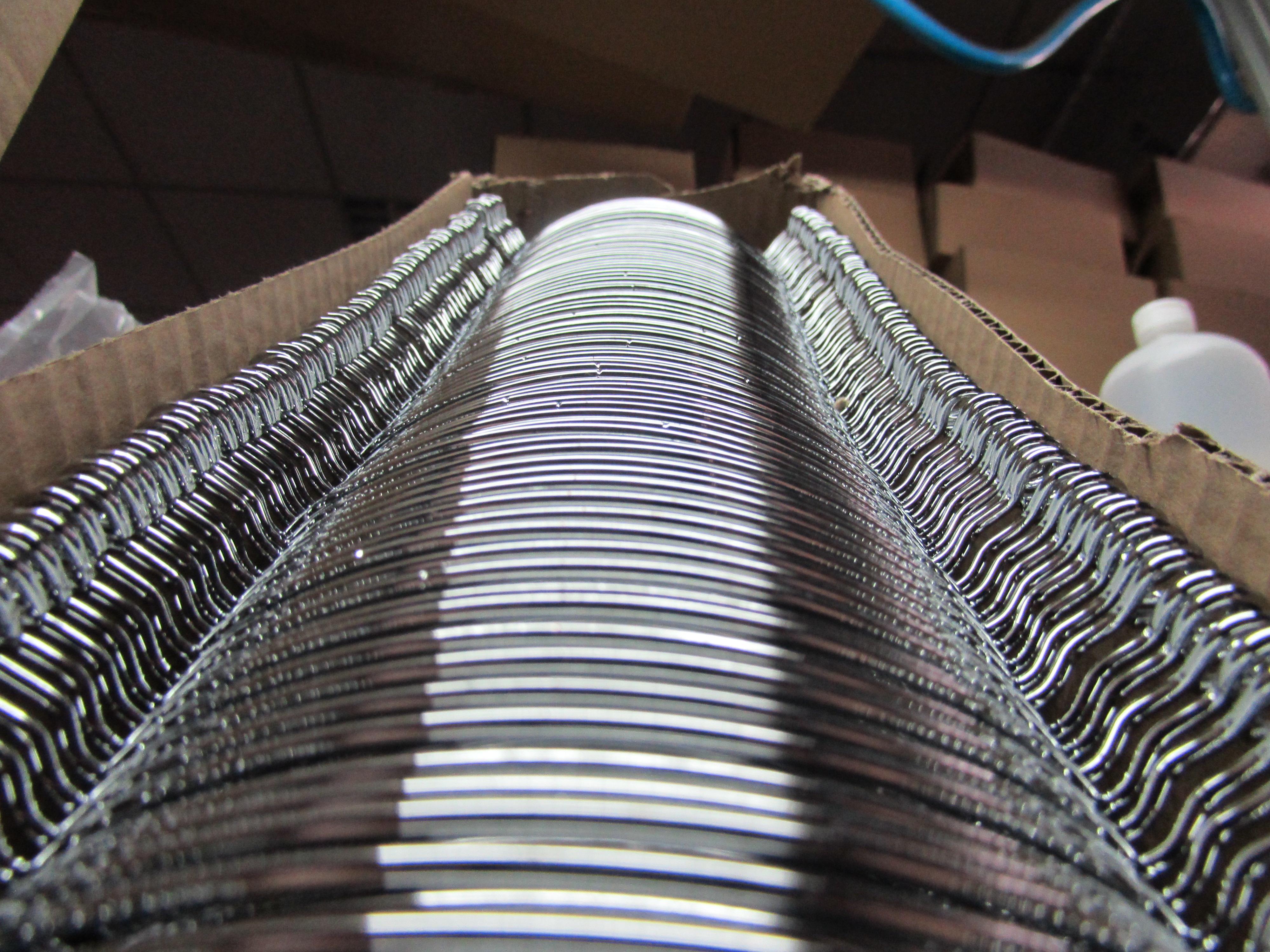materiales Rejillas Ventiladores